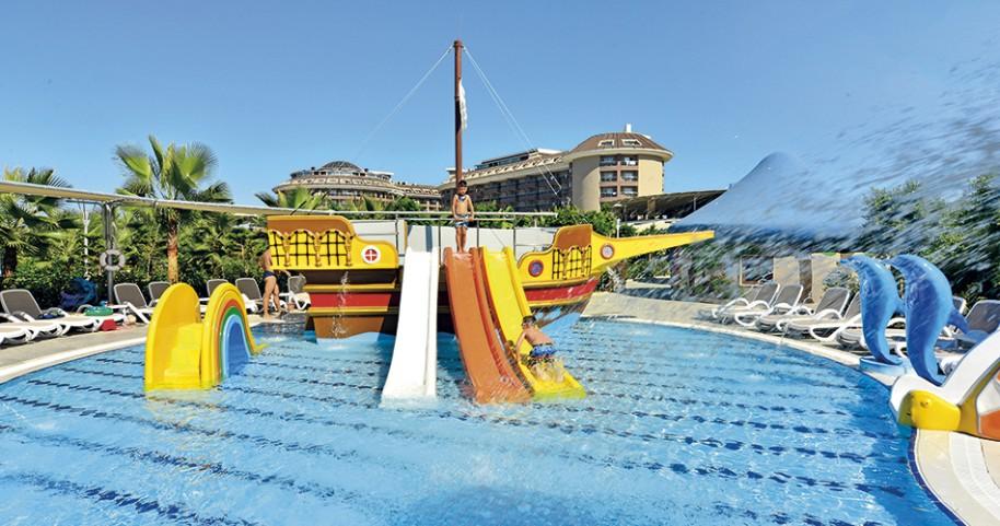 Sunmelia Beach Resort Hotel & Spa (fotografie 7)