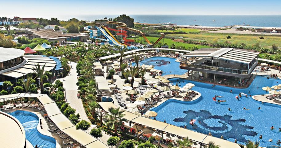 Sunmelia Beach Resort Hotel & Spa (fotografie 1)