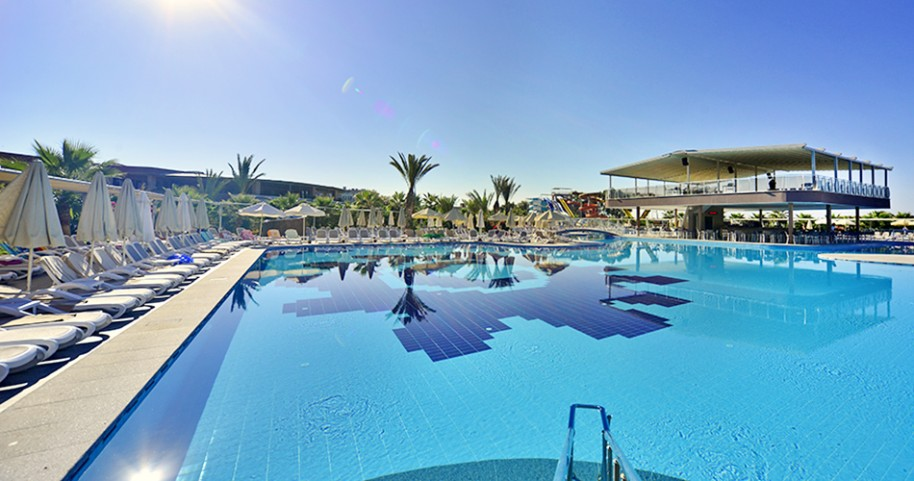 Sunmelia Beach Resort Hotel & Spa (fotografie 12)