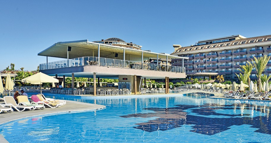 Sunmelia Beach Resort Hotel & Spa (fotografie 14)