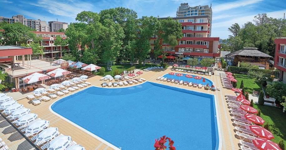 Hotel Zornica Residence (fotografie 11)