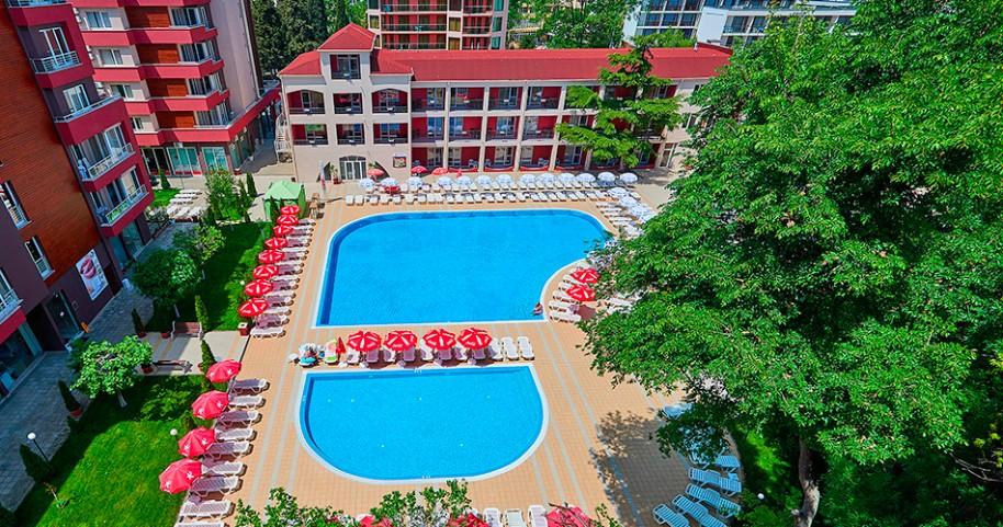 Hotel Zornica Residence (fotografie 13)