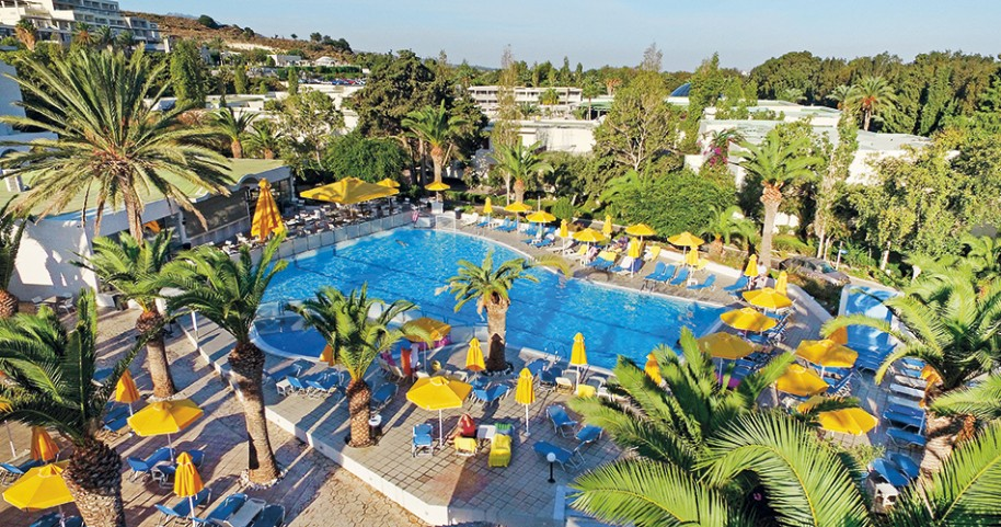 Hotel Kipriotis Hippocrates (fotografie 1)