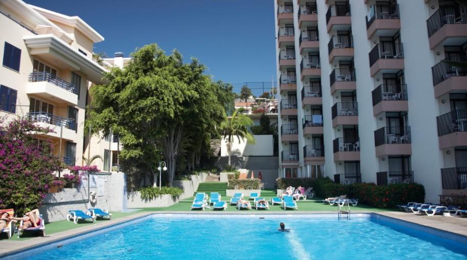 Apartmány Dorisol Buganvilia (fotografie 23)