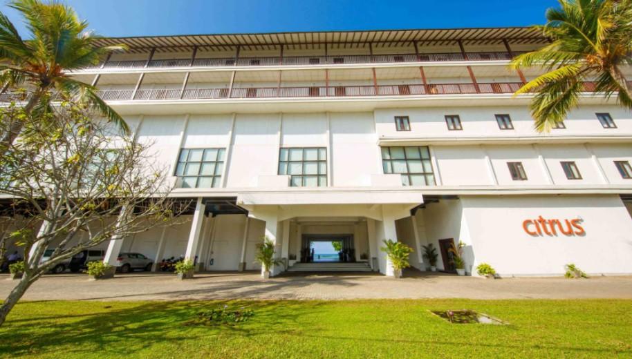 Hotel Citrus Hikkaduwa (fotografie 10)
