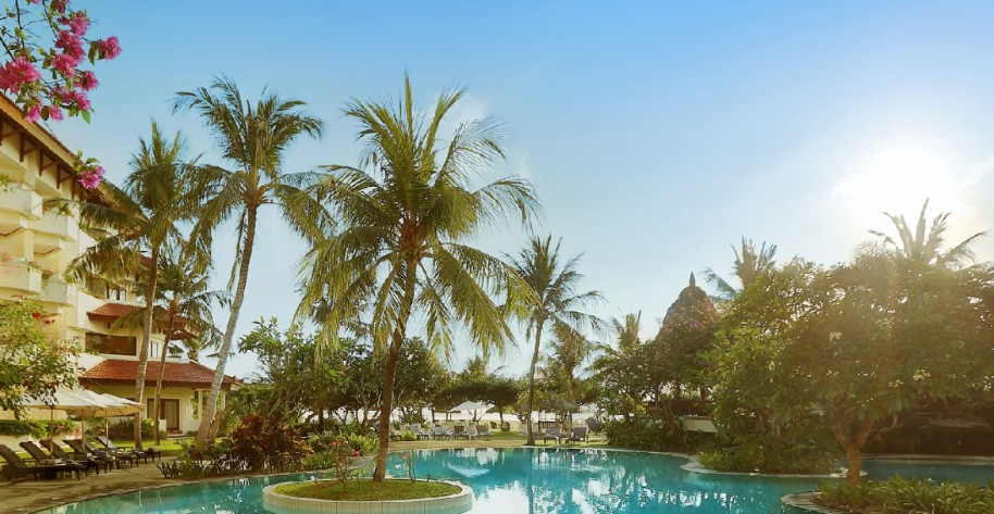 Hotel Grand Mirage Resort & Thalasso Bali (fotografie 11)