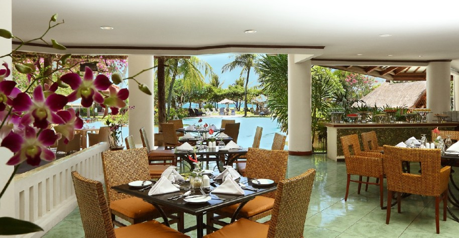 Hotel Grand Mirage Resort & Thalasso Bali (fotografie 2)