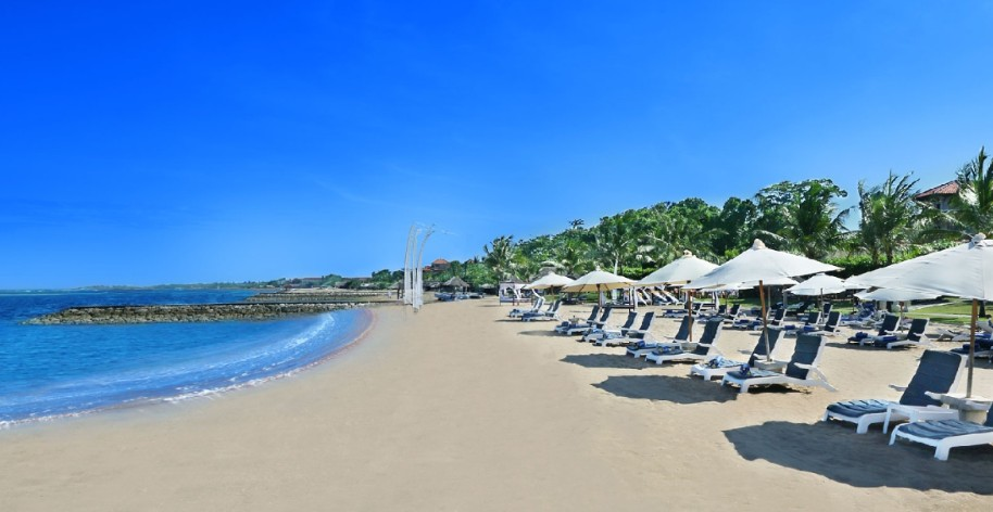 Hotel Grand Mirage Resort & Thalasso Bali (fotografie 40)