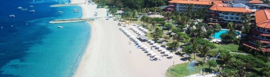 Hotel Grand Mirage Resort & Thalasso Bali (fotografie 45)