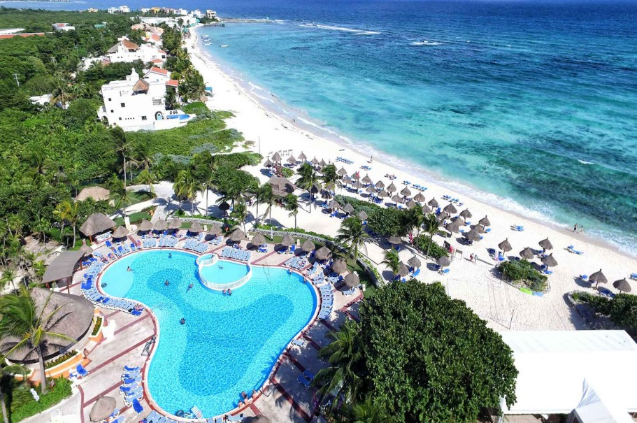 Hotel Grand Bahia Principe Tulum (fotografie 1)