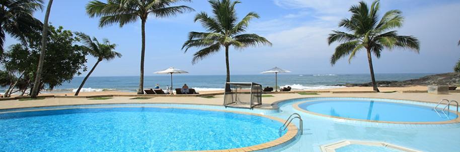 Hotel Induruwa Beach (fotografie 1)