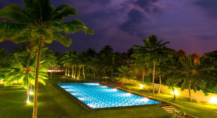 Hotel Taprobana Wadduwa (fotografie 3)