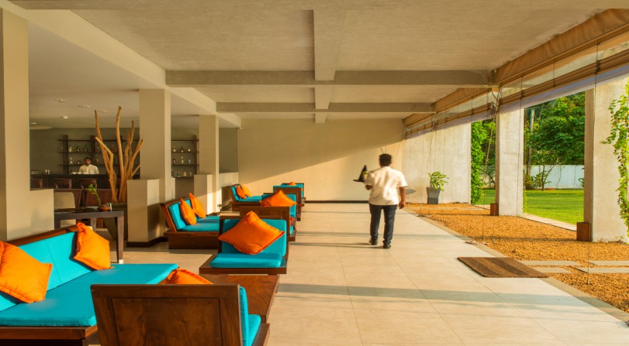 Hotel Taprobana Wadduwa (fotografie 12)