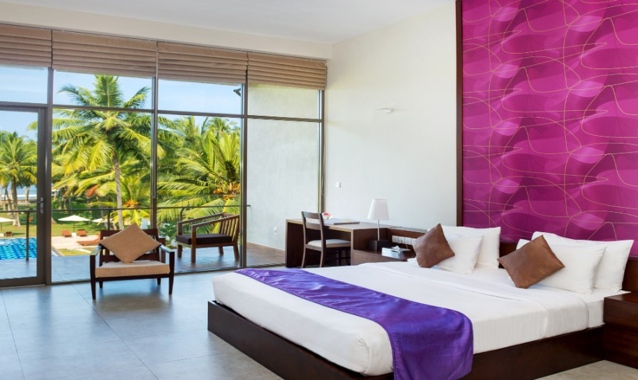 Hotel Taprobana Wadduwa (fotografie 18)