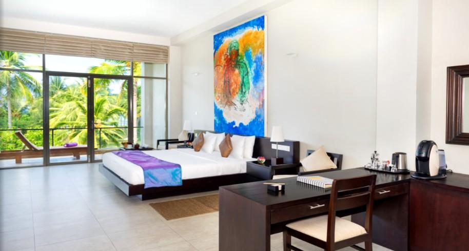 Hotel Taprobana Wadduwa (fotografie 21)