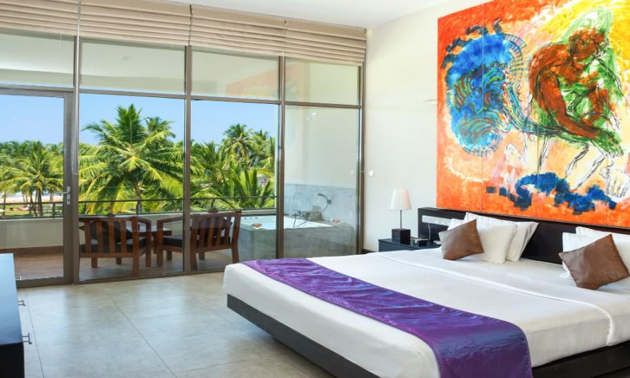 Hotel Taprobana Wadduwa (fotografie 25)