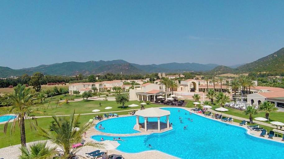 Hotelový komplex Spiagge San Pietro (fotografie 1)