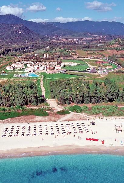 Hotelový komplex Spiagge San Pietro (fotografie 2)