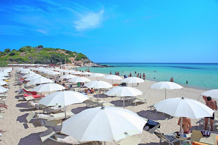 Hotelový komplex Spiagge San Pietro (fotografie 8)