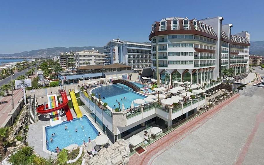 Asia Beach Resort (fotografie 1)