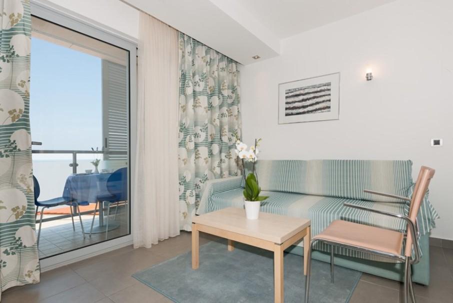 Apartmány Belvedere (fotografie 20)