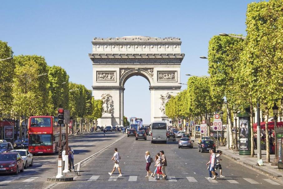Kouzlo Paříže (fotografie 11)