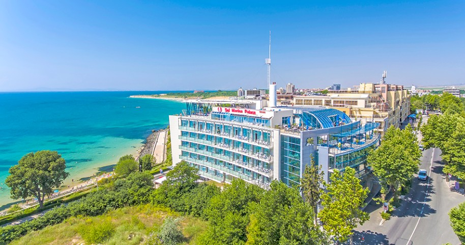 Hotel Sol Marina Palace (fotografie 1)