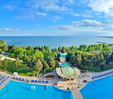 Hotel Sol Nessebar Palace (hlavní fotografie)