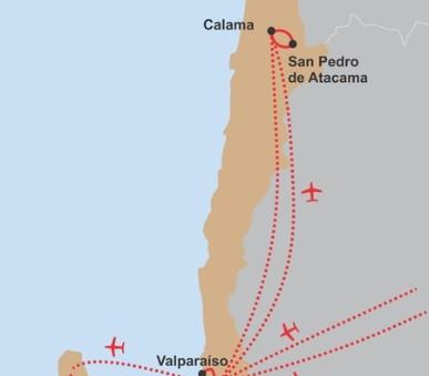 Chile a Velikonoční ostrov