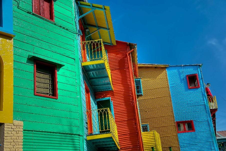 Argentina - Uruguay - Brazílie - Pravý jihoamerický karneval (fotografie 16)
