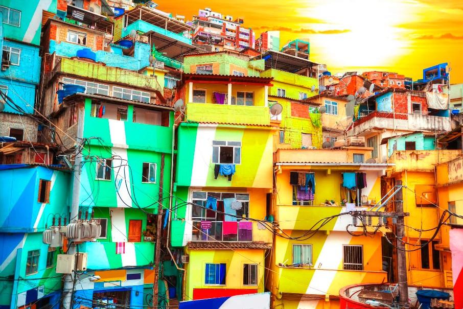 Argentina - Uruguay - Brazílie - Pravý jihoamerický karneval (fotografie 10)