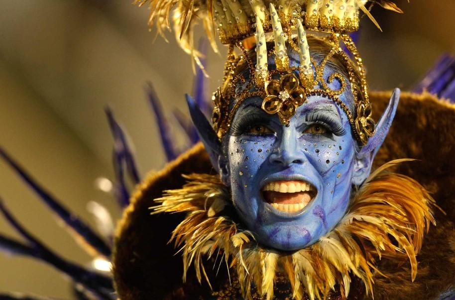 Argentina - Uruguay - Brazílie - Pravý jihoamerický karneval (fotografie 1)