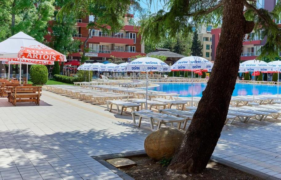 Hotel Zornica Residence (fotografie 22)