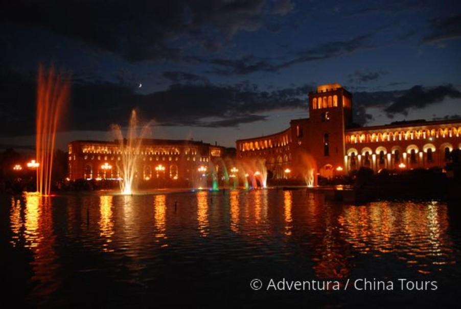 Gruzie a Arménie (fotografie 8)