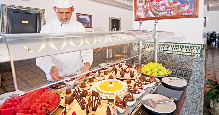 Hotel Royal Mirage Agadir (fotografie 7)
