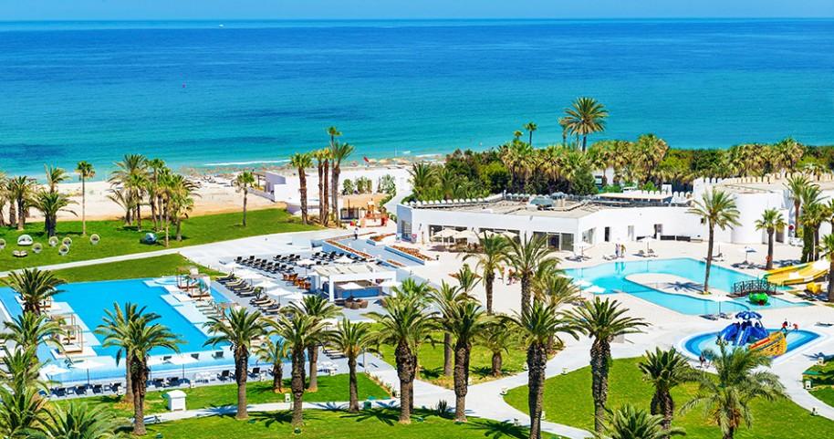 Hotel Jaz Tour Khalef (fotografie 1)