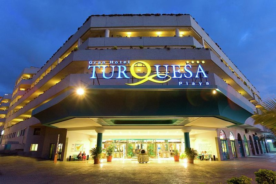 Hotel Turquesa Playa (fotografie 9)