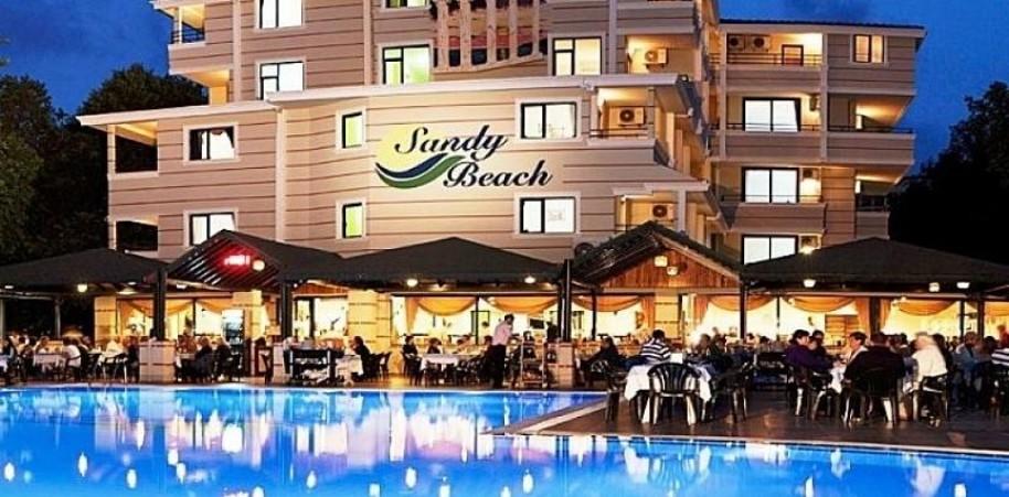 Hotel Sandy Beach (fotografie 9)