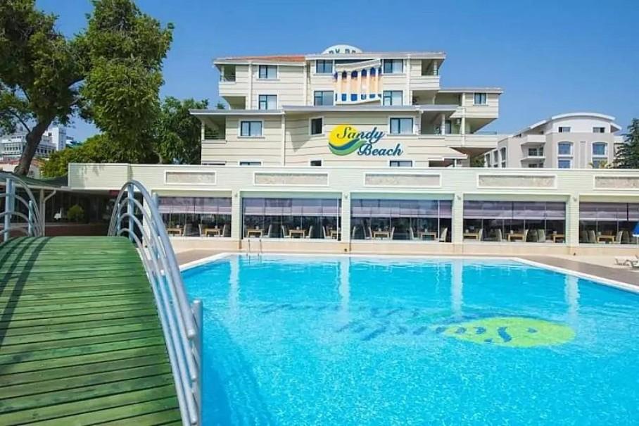 Hotel Sandy Beach (fotografie 11)