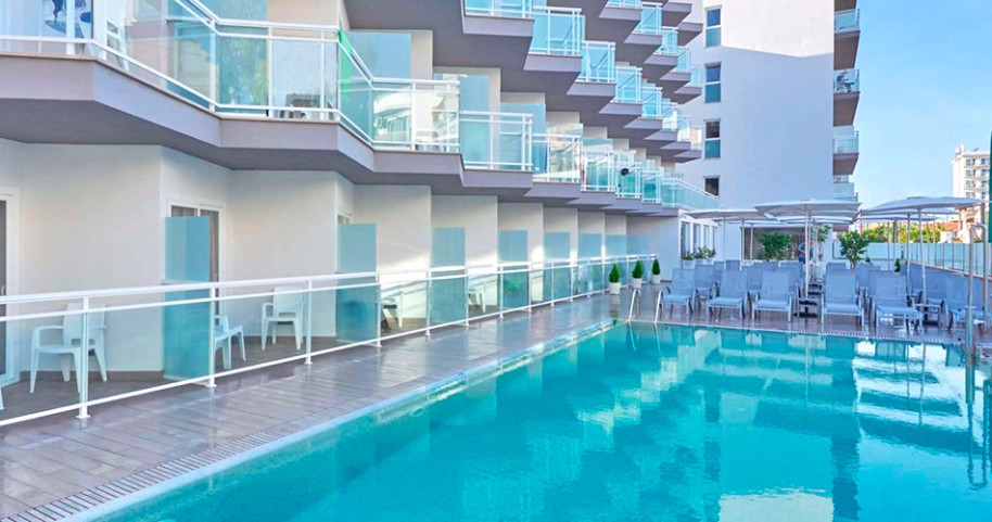 Hotel Bq Amfora Beach (fotografie 1)