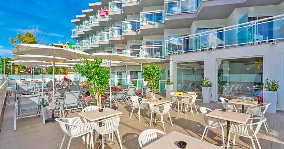 Hotel Bq Amfora Beach (fotografie 4)
