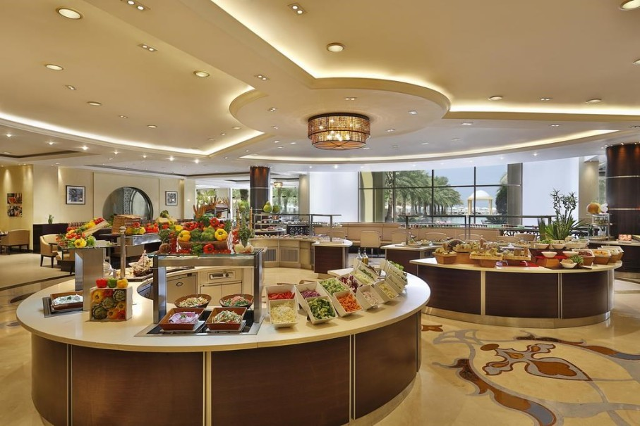 Hotelový komplex Hilton Ras Al Khaimah Resort & Spa (fotografie 13)