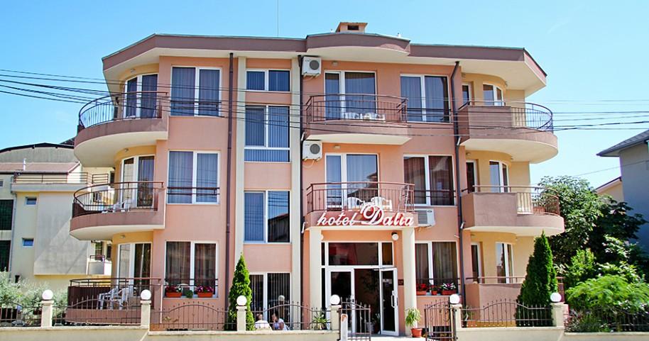 Hotel Dalia (fotografie 1)