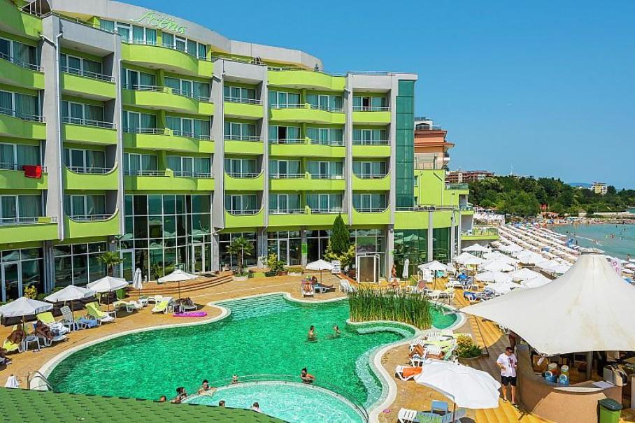 Hotel MPM Arsena (fotografie 3)