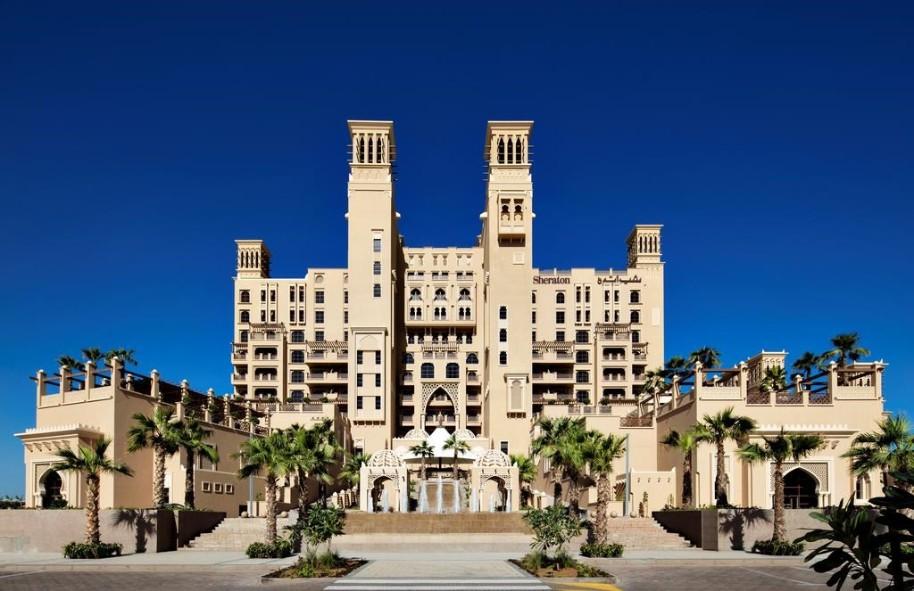Hotel Sheraton Sharjah Beach Resort & Spa (fotografie 1)