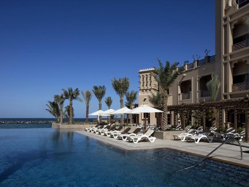 Hotel Sheraton Sharjah Beach Resort & Spa (fotografie 5)