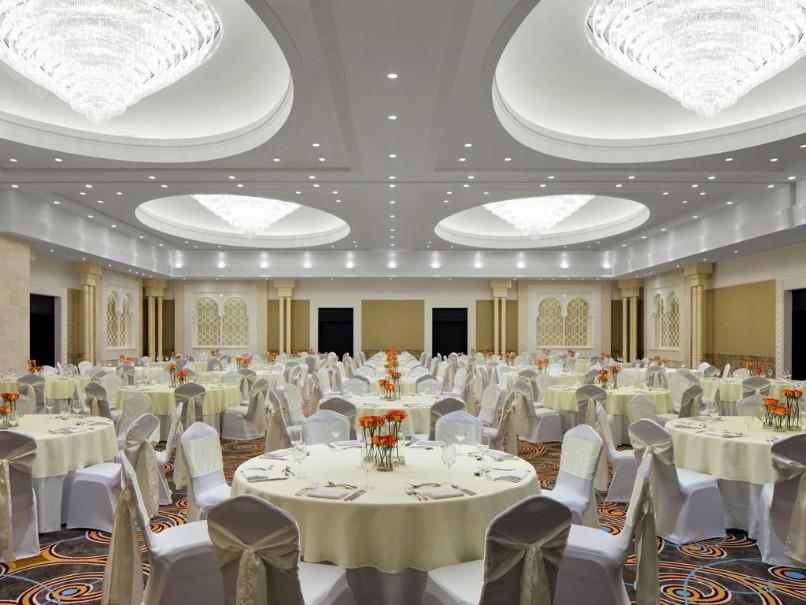 Hotel Sheraton Sharjah Beach Resort & Spa (fotografie 8)