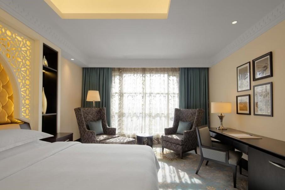 Hotel Sheraton Sharjah Beach Resort & Spa (fotografie 19)