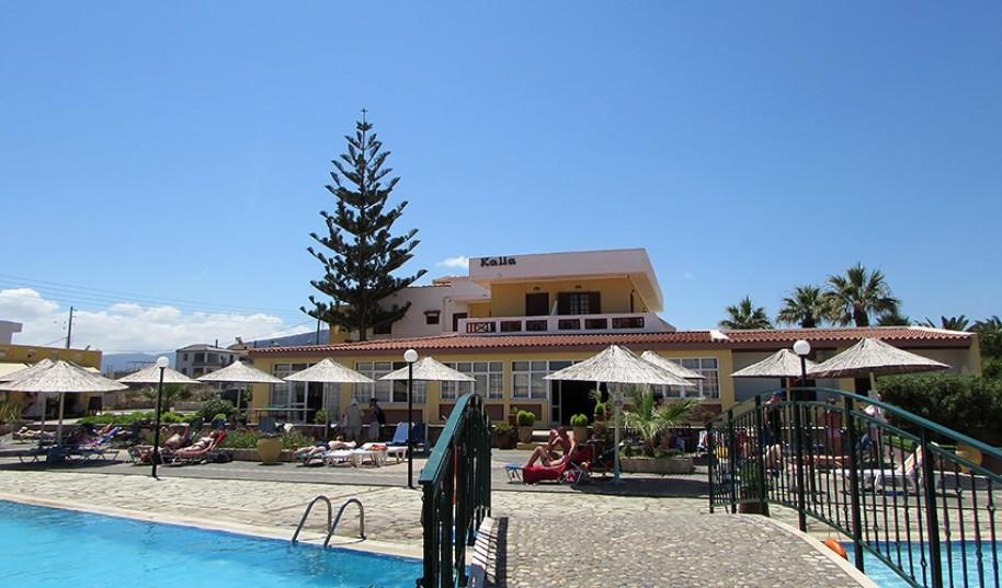 Hotel Kalia Beach (fotografie 5)