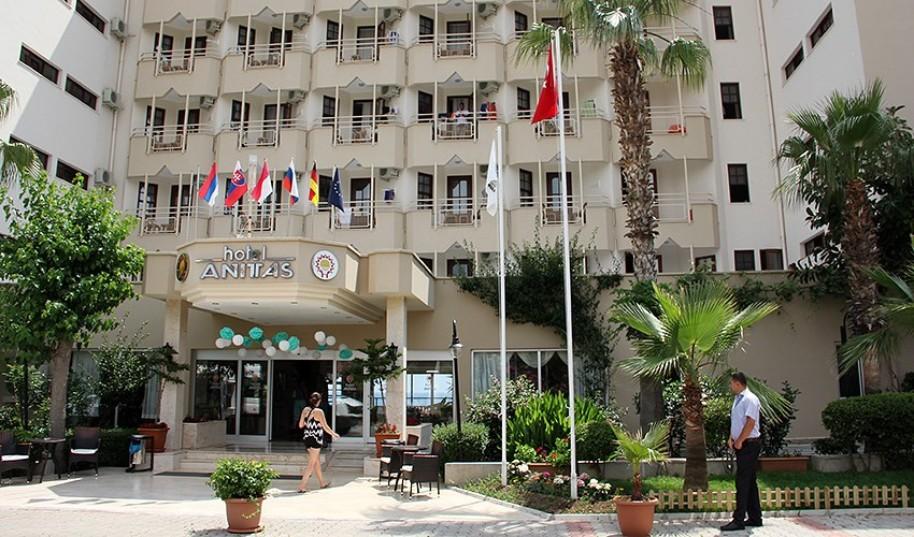Hotel Anitas Beach Club (fotografie 5)